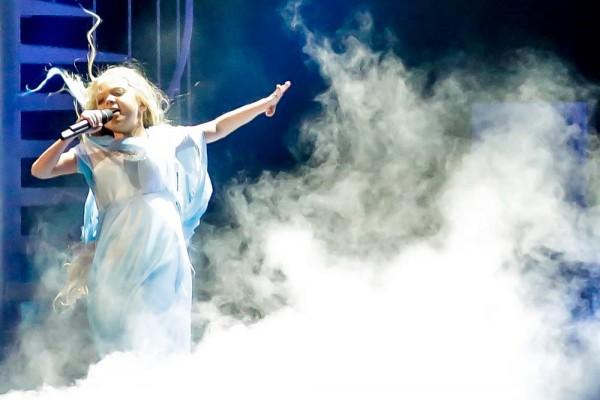 Анастасия  Петрик принесла Украине победу в 2012 году