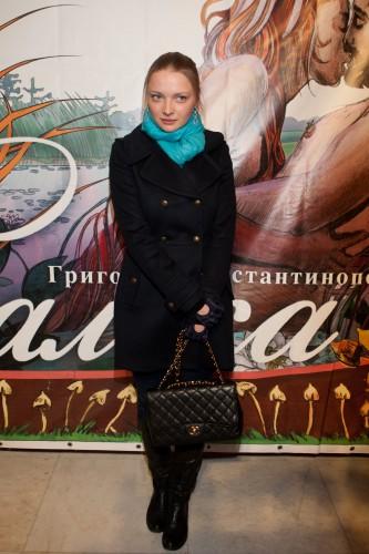 Екатерина Ботищева - полная биография