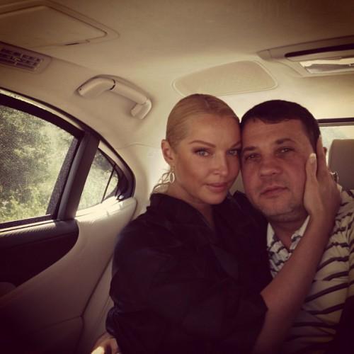 Волочкова решила расстаться с Бахтияром