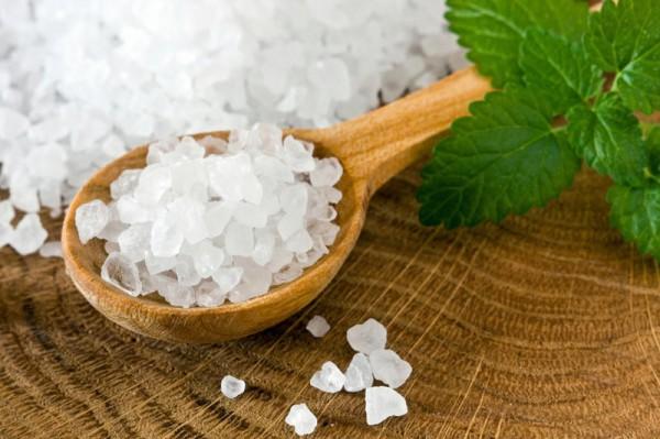 Морская соль помогает избавиться от целлюлита