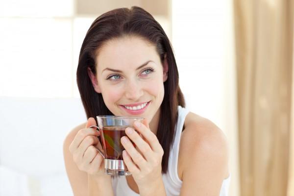Травяные чаи помогают избавиться от кашля