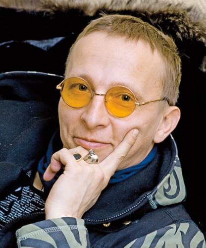 Российский актер Иван Охобыстин