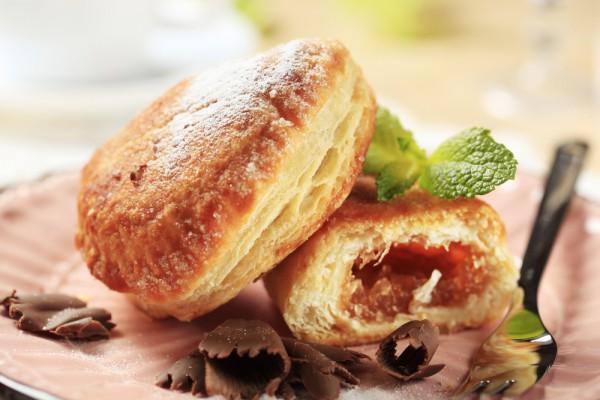 Рецепт                  Пончики с абрикосами