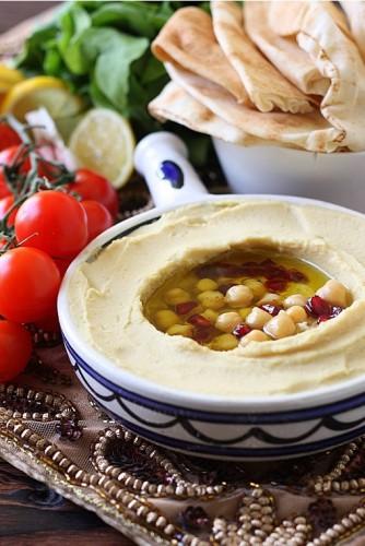 Рецепт                  Хумус: Рецепт приготовления