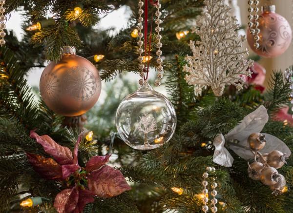 Декупаж новогодних шаров: Пошаговый мастер-класс