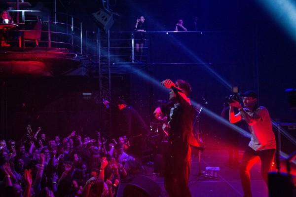 Фото с концерта Артема Пивоварова в Киеве