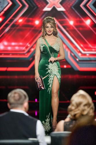 Оксана Марченко объявила тех, кто попал в десятку Х-фактор 4