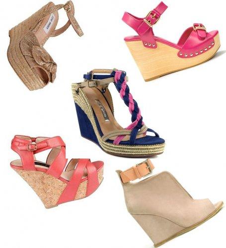 Самая модная обувь этого лета смотрим