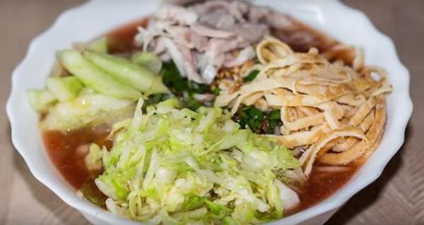Холодный корейский суп куксу: Подробный рецепт