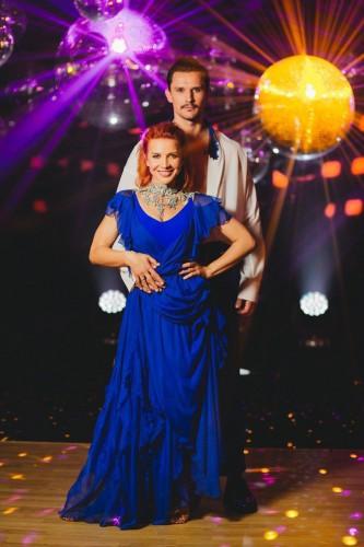 Тарас Цимбалюк и Яна Заец