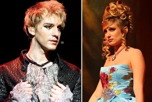 Микеланджело Локонте и Маэва Мелин рассказали о рок-опере Моцарт