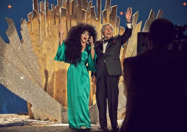 Lady GaGa и Тонни Беннетт