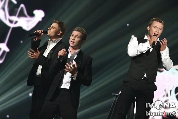 Группа Триода выступила в десятом эфире шоу Х-фактор