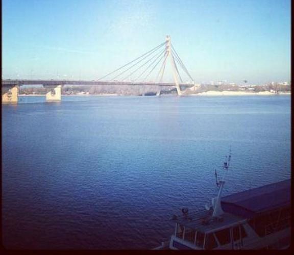 Вид из окна Ауры
