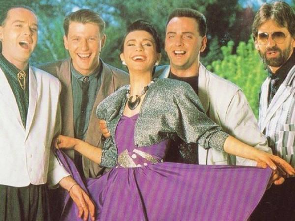 Riva – победитель конкурса Евровидение в 1989 году