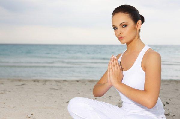 Йога поможет тебе улучшить обмен веществ в организме