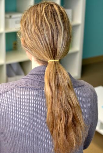 Коса рыбий-хвост плетется очень просто – убедись в этом сама!