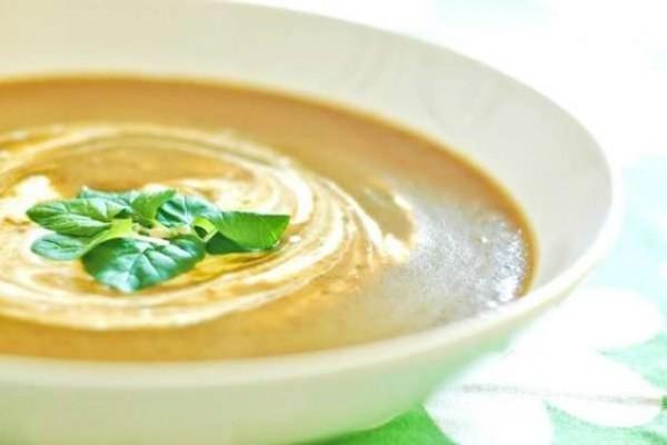 Быстрый рецепт: суп-пюре с грибами в мультиварке