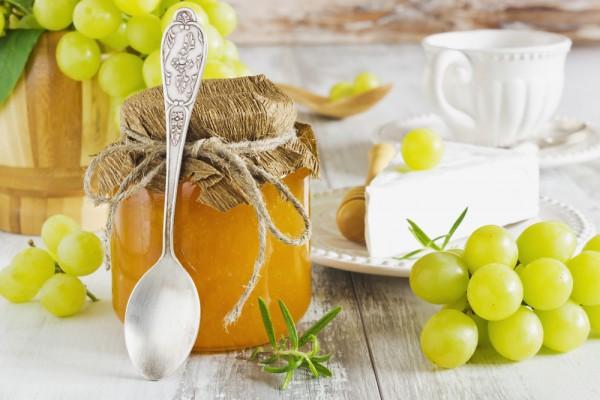 Виноградный мед: рецепт