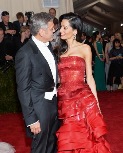Джордж Клуни прзнался, что его жена совсем не умеет готовить