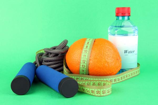 Как убрать жир при помощи скакалки