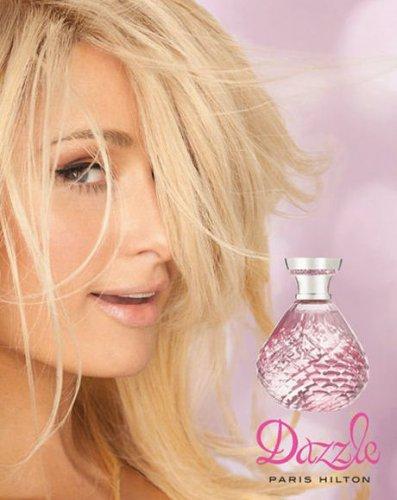 Пэрис Хилтон в рекламе аромата Dazzle