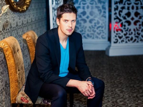 Украинский телеведущий и знаток моды Даниил Грачев