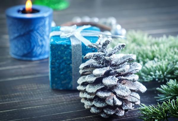 Как украсить дом к новогодней вечеринке