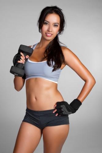 Регулярные тренировки помогут тебе привести в тонус мышцы