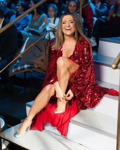 Наталья Могилевская рассказала, что ее любимый появится на