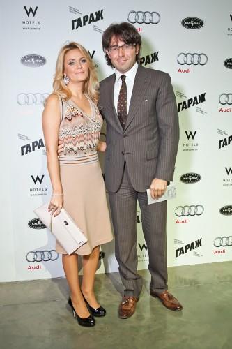 Андрей Малахов и Наталья Шкулева ждут первенца