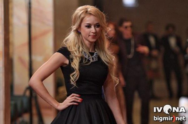 Украинская певица Наталья Валевская