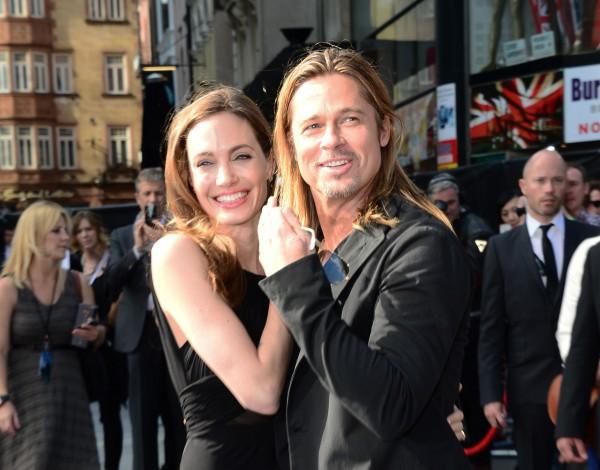 Пара Джоли – Питт получила третье место в рейтинге