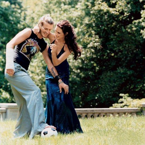 Виктория и Дэвид Бэкхем: это была любовь с первого взгляда