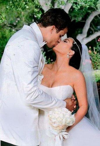 Брак Криса Хамфриса и ким Кардашян продлился всего 72 дня
