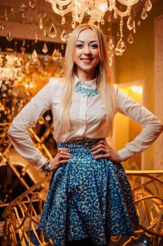 Певица Наталья Валевская
