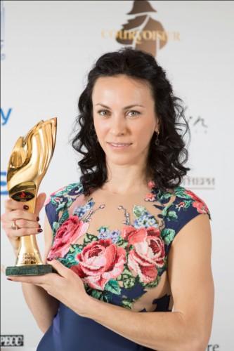 Анна Мельниченко – обладательница титула Спортсмен года