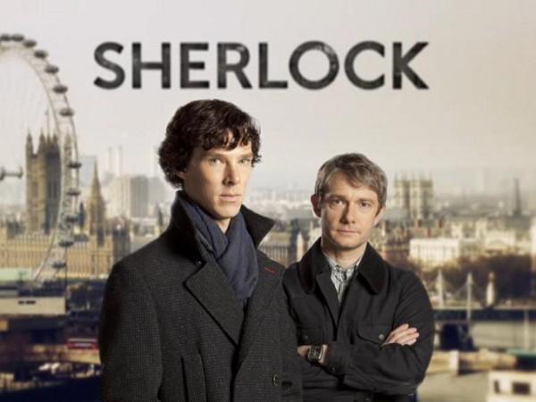 1 серия 3 сезона Шерлока выйдет 31 октября