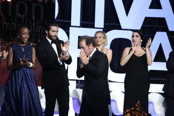 Каннский кинофестиваль: Объявили список победителей 2015 года