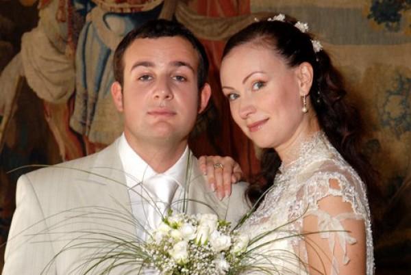 Свадебное фото Нонны Гришаевой и Александра Нестерова