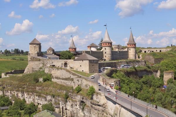 Хотинская и Каменец-Подольская крепости фото