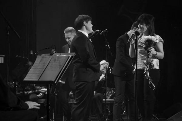 Концерт Александра Порядинского фото