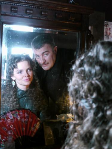 Актриса Александра Бортич поправилась на 20 килограммов ради роли