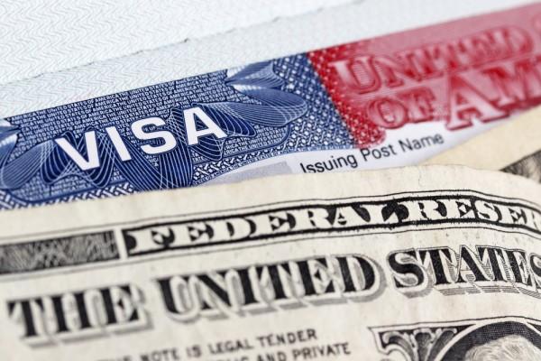 Докуменыт на визу в США