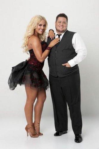 Чез – активный парень. В этом году он принимал участие в американской версии шоу Танцы со звездами