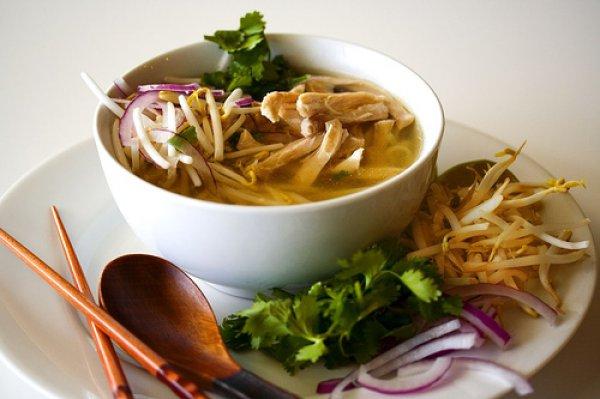 Популярные супы мировой кухни
