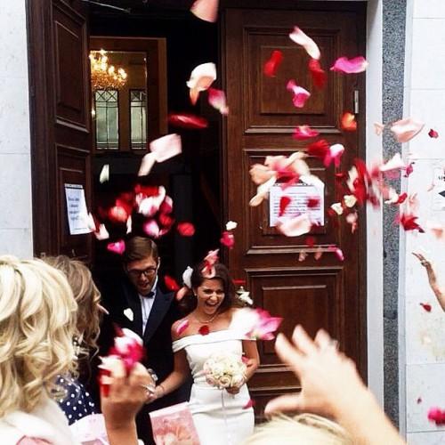 Свадьба дочки Юдашкина vk.com/g.yudashkina