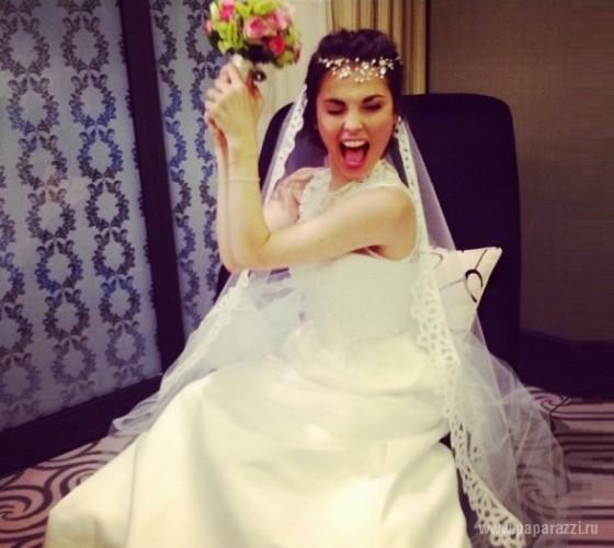 Сати Казанова готовится к свадьбе