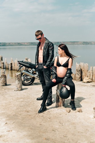 Игорь Кузьменко с женой