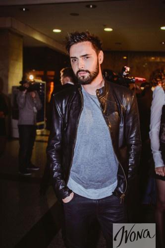 Виталик Козловский отрастил бороду